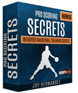 Weighted Basketball Training Secrets