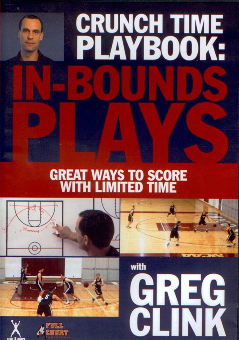 Crunch Time Playbook: In-Bound Plays