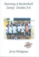 Running A Basketball Camp:  Grades 3-6